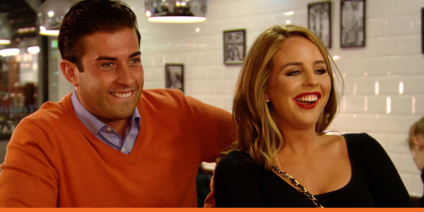James Arg Argent and Lydia Bright