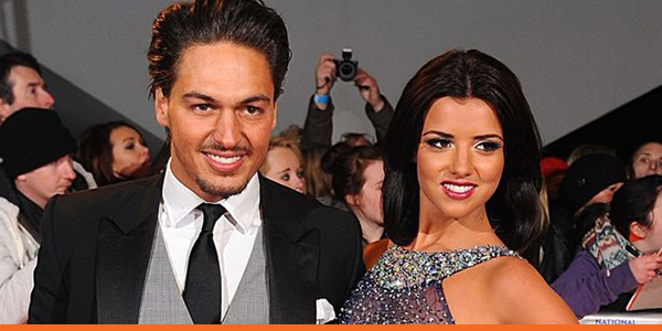 Lucy Meck and Mario Falcone