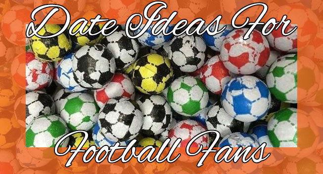 date ideas for football fans